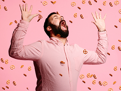 Fehler beim Intervallfasten - das falsche essen