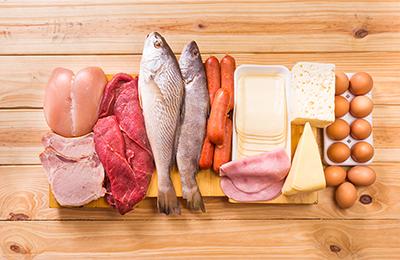Nährstoffe - Makronährstoffe - Proteine