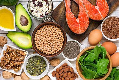 Omega-Fettsäuren in der Ernährung