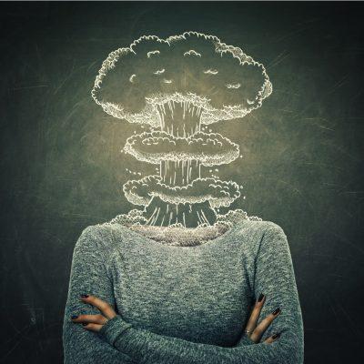 Ketose und Stress: Stress führt zum Anstieg des Hormons Cortisol und gefährdet so die Ketose