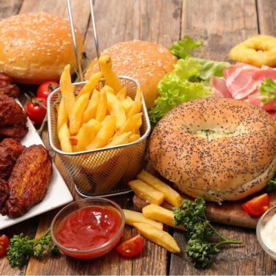 Kalorien und leere Kalorien (empty calories)