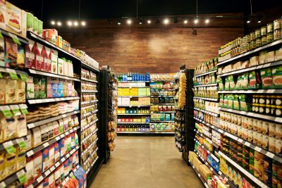 Lebensmittelvielfalt vs. Nahrungsknappheit