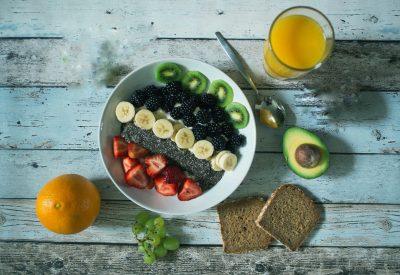 Immungesundes Essen -Obst und Gemüse